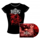 Bloodred Hourglass - Godsend - LP/Girlie Bundle