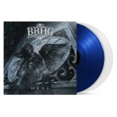 Bloodred Hourglass - Heal - lim. 2LP (blue/white)