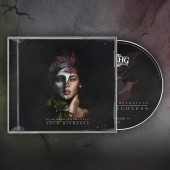 Bloodred Hourglass - Your Highness - CD