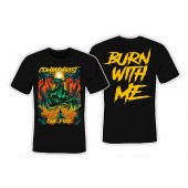 Combichrist - Burn with me / One Fire - T-Shirt