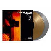 Combichrist - The Joy Of Gunz (Limited Gold/Silver Vinyl) - 2LP