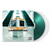 Combichrist - What The F**k Is Wrong With You People? (Limited Green/Clear Vinyl) - 2LP