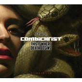 Combichrist - This Is Where Death Begins - digi 2CD
