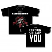 "Combichrist - ""This is where death begins"" (Everybody still hates you) - T-Shirt - T-Shirt"