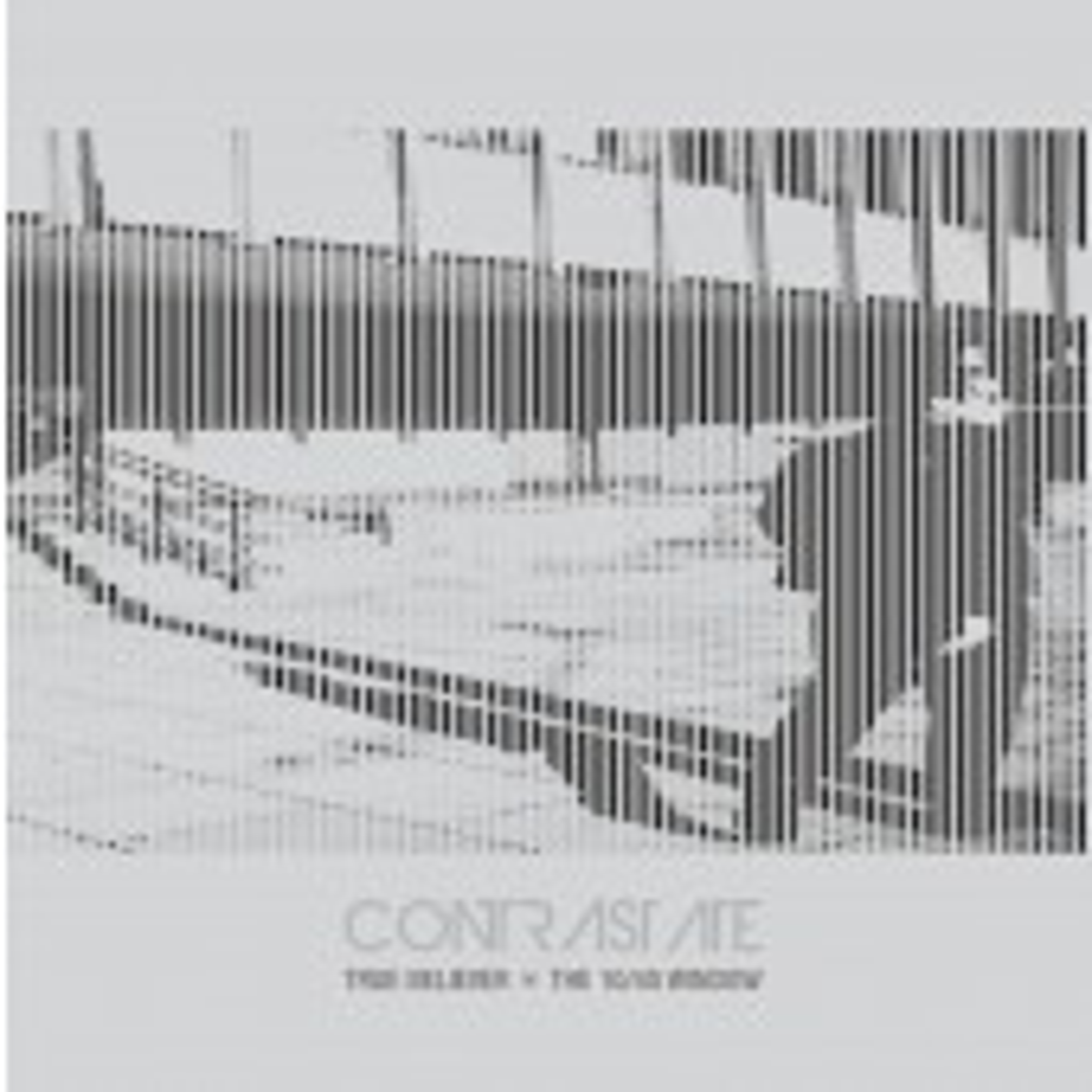 Contrastate - True Believer / The 10/40 Window - Single Vinyl