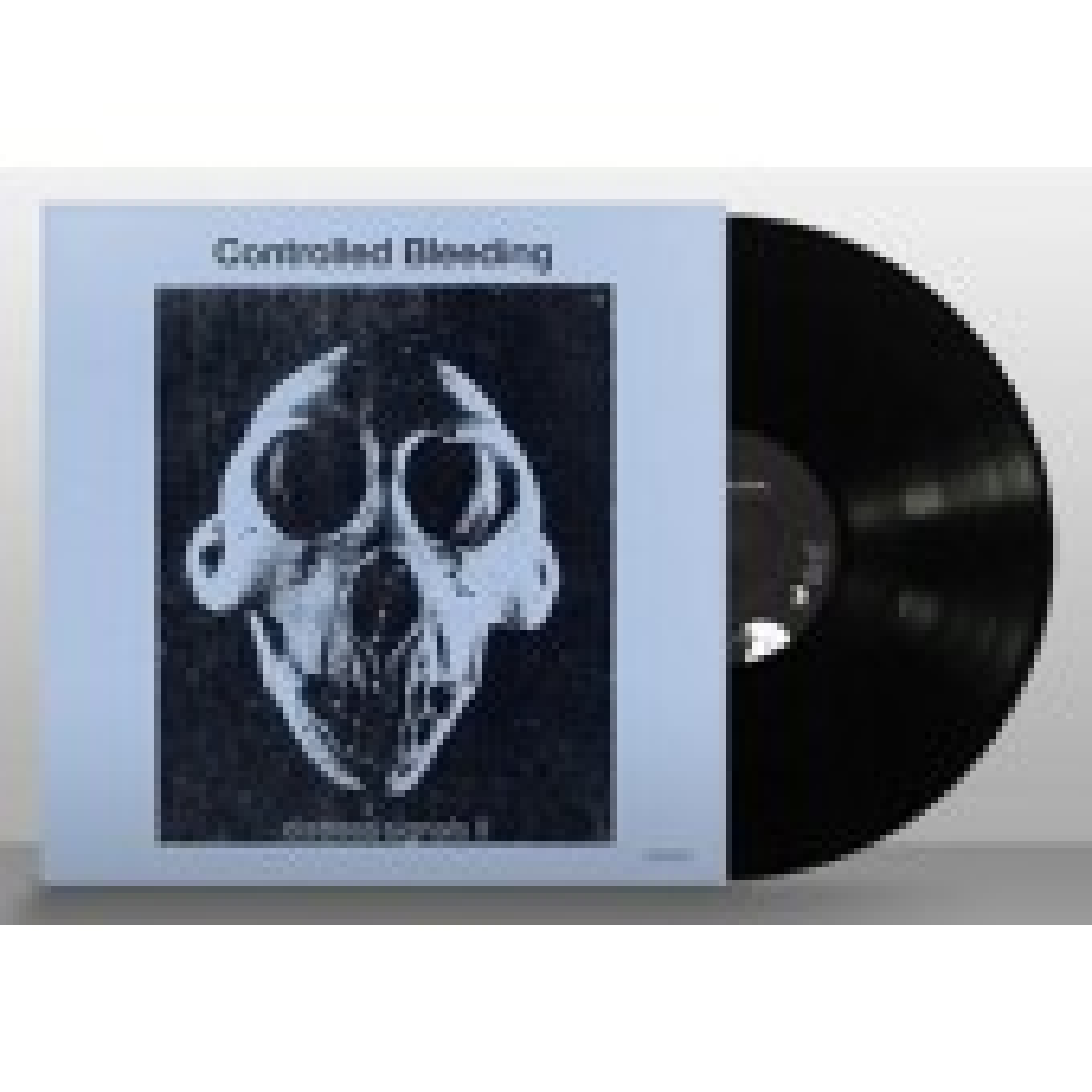 Controlled Bleeding - Distress Signals II - LP