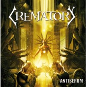 Crematory - Antiserum - CD - DigiPak CD