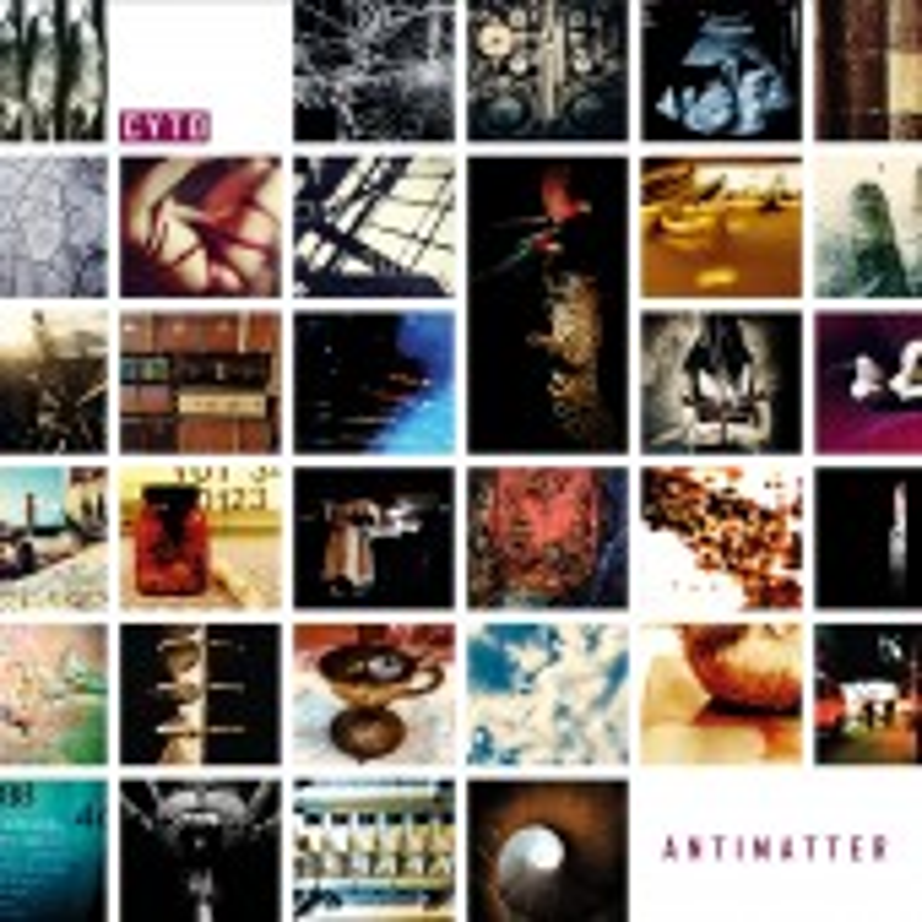 Cyto - Antimatter - CD