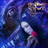 Dark Sarah - The Puzzle - CD