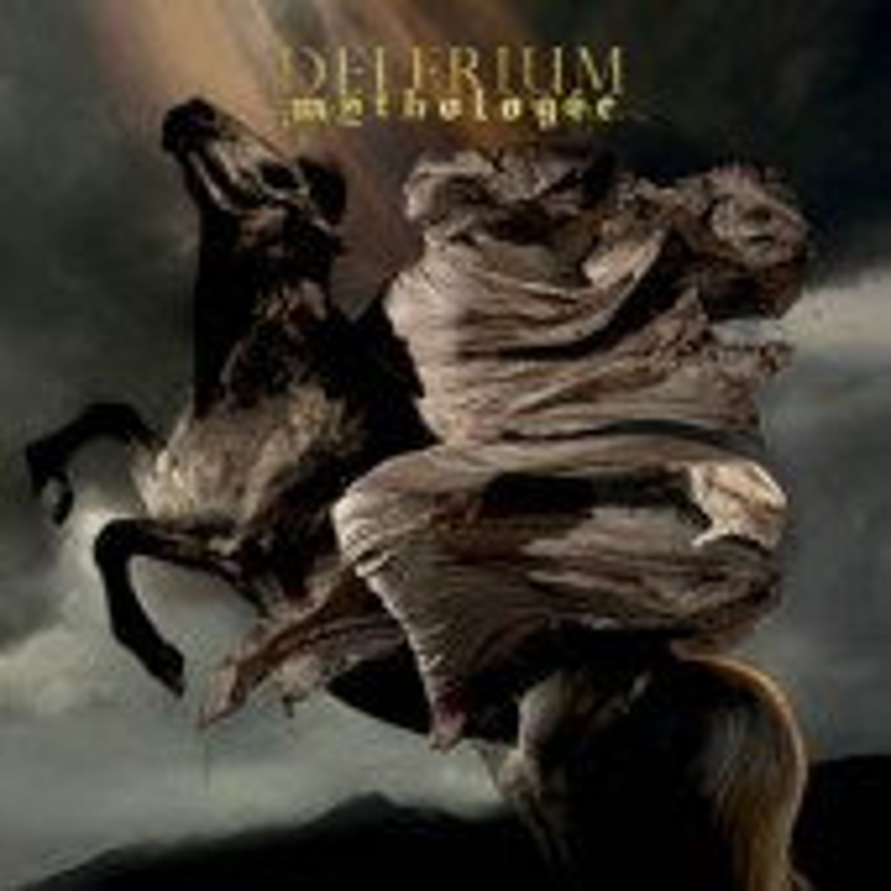 Delerium - Mythologie (Limited Edition) - 2LP
