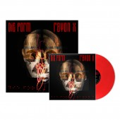 Die Form - Rayon X - LP - Limited Red Vinyl + Poster