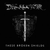 Die Sektor - These Broken Shields - Maxi CD - Limited MaxiCD
