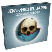Jean Michel Jarre - Oxygene Trilogy - 3CD