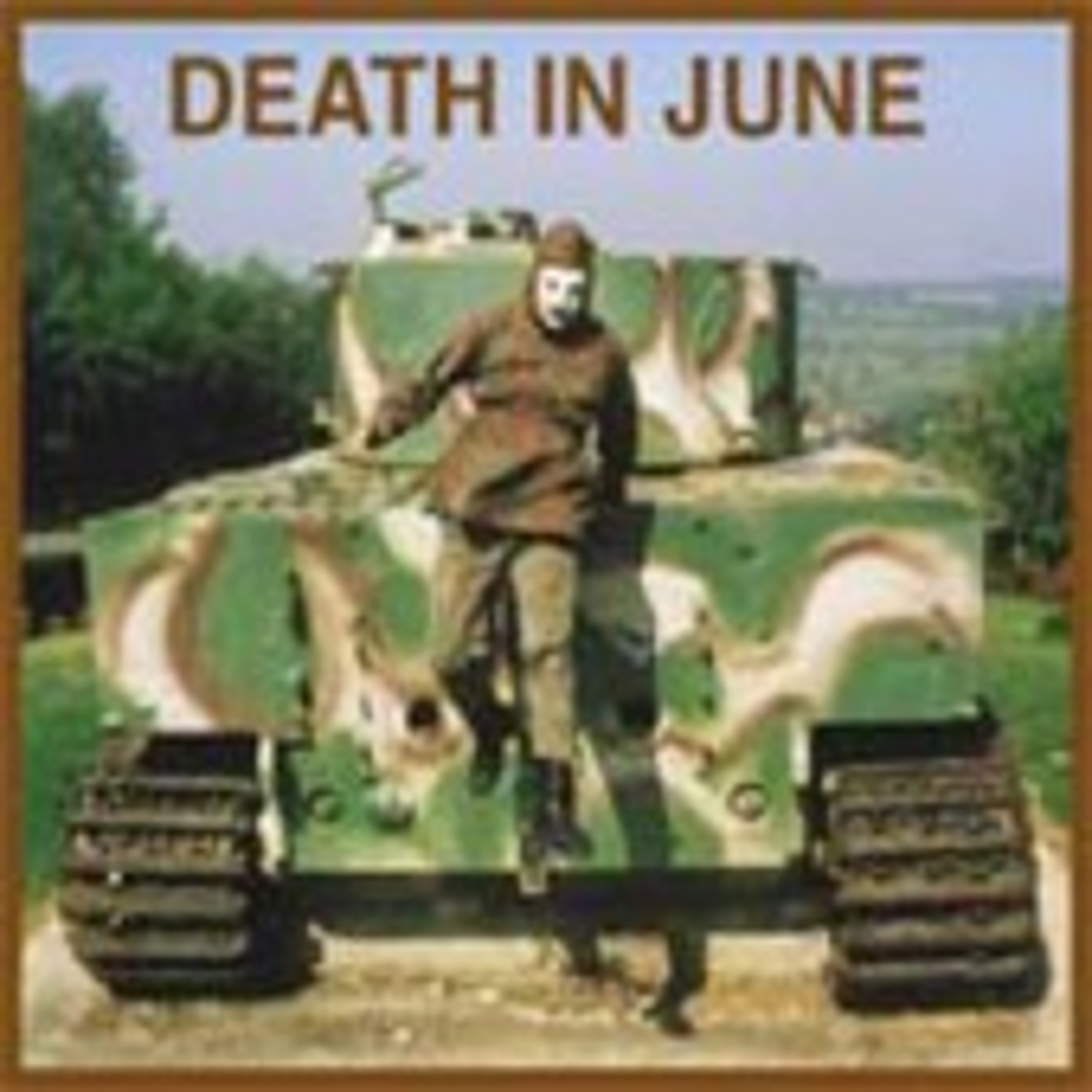 Death In June - Abandon Tracks - CD