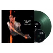 Dive - Underneath (Limited Dark Green Vinyl) - LP+CD