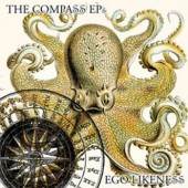 Ego Likeness - The Compass EPs - 2CD
