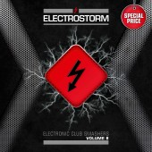 V.A. - Electrostorm Vol. 8 - CD