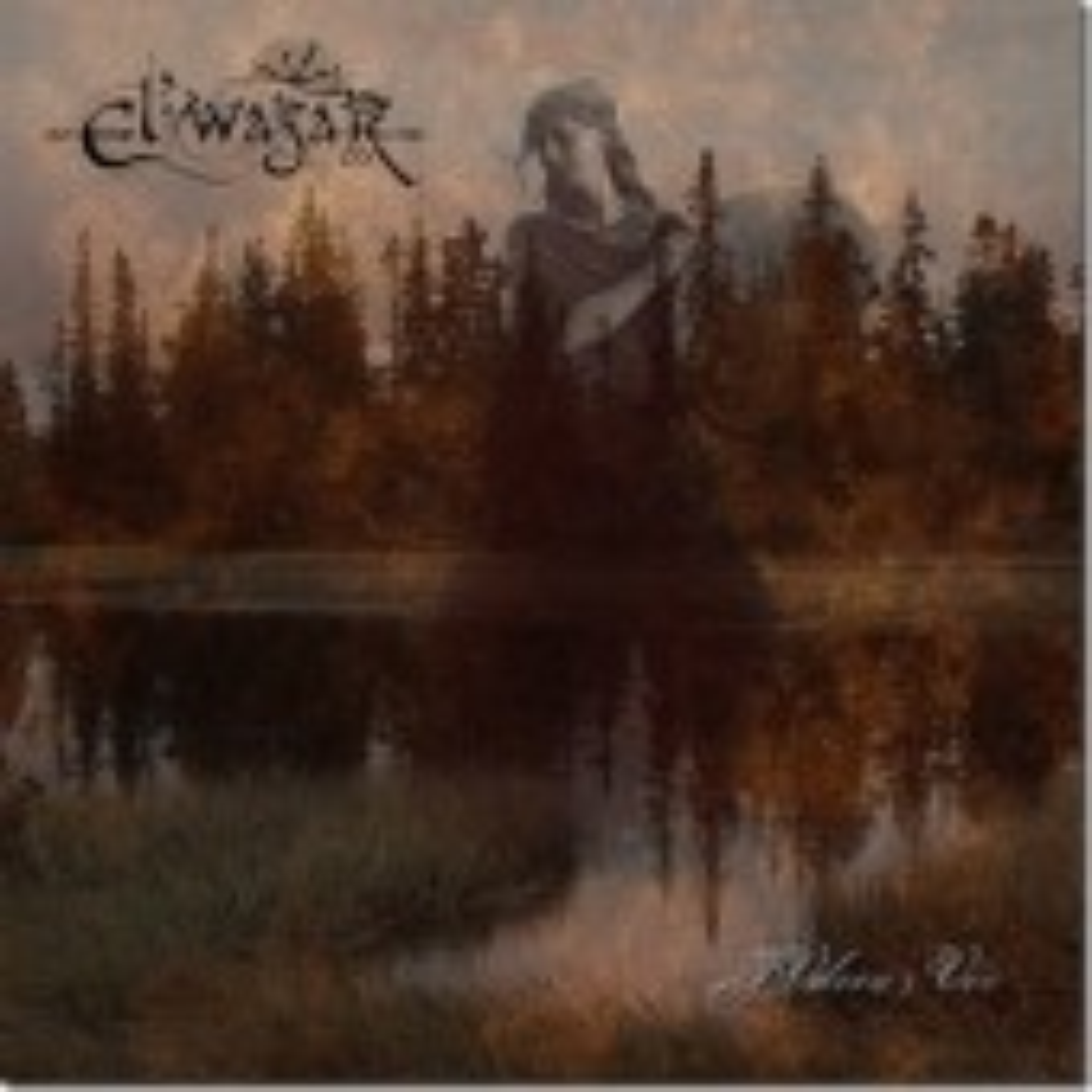 Eliwagar - I Vølven's Vev - CD