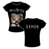 Erdling - Dämon - Girlie Shirt