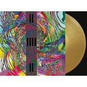 Front 242 - filtered - pulse (Solid Gold Vinyl) - LP/ CD - Solid Gold Vinyl