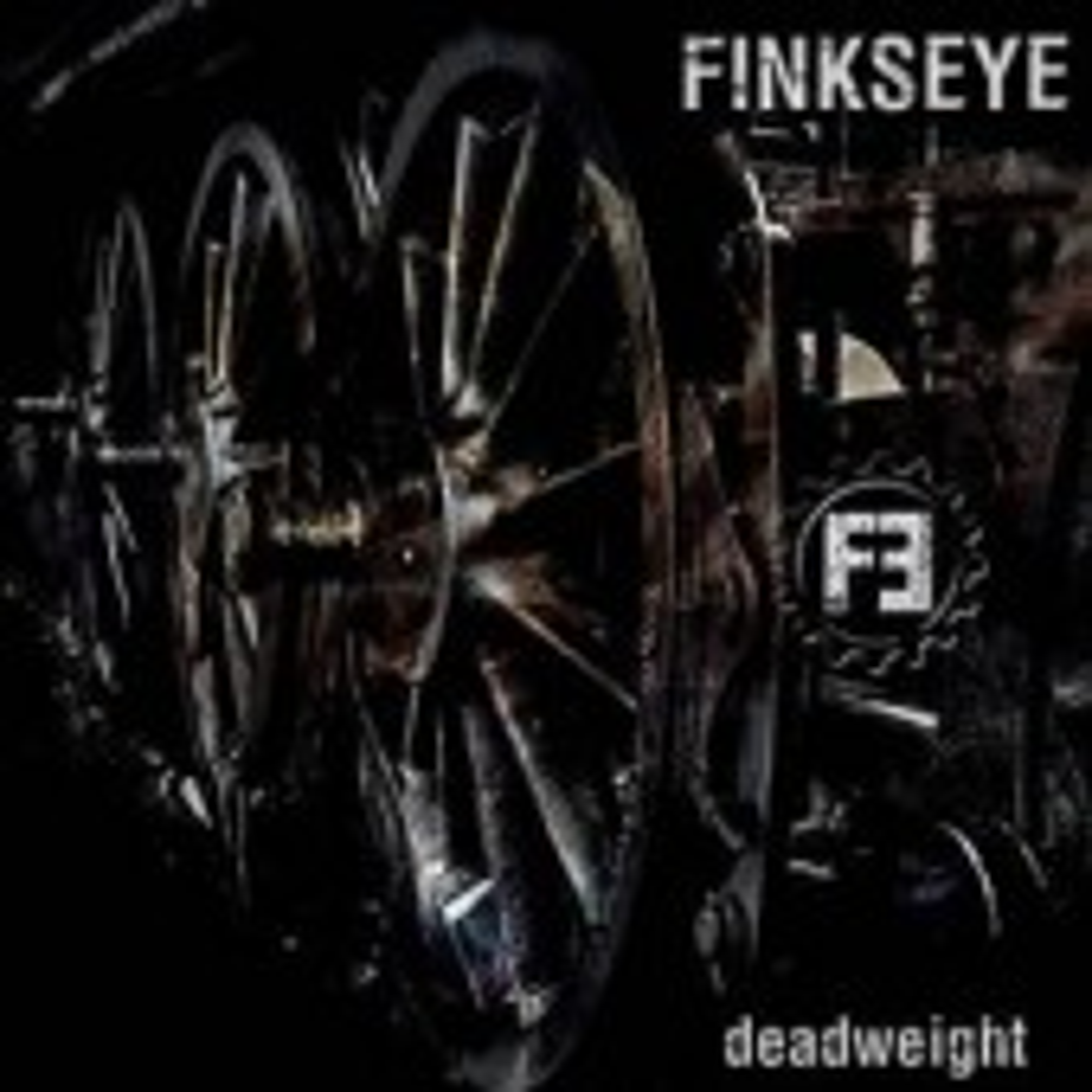 Finkseye - Deadweight - CD