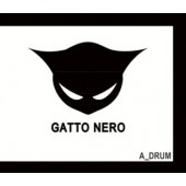 Gatto Nero - A_Drum - CD