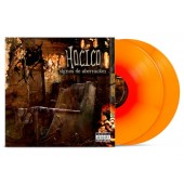 Hocico - Signos De Aberracion -  2LP (Ink Spot Look gelb-orange)