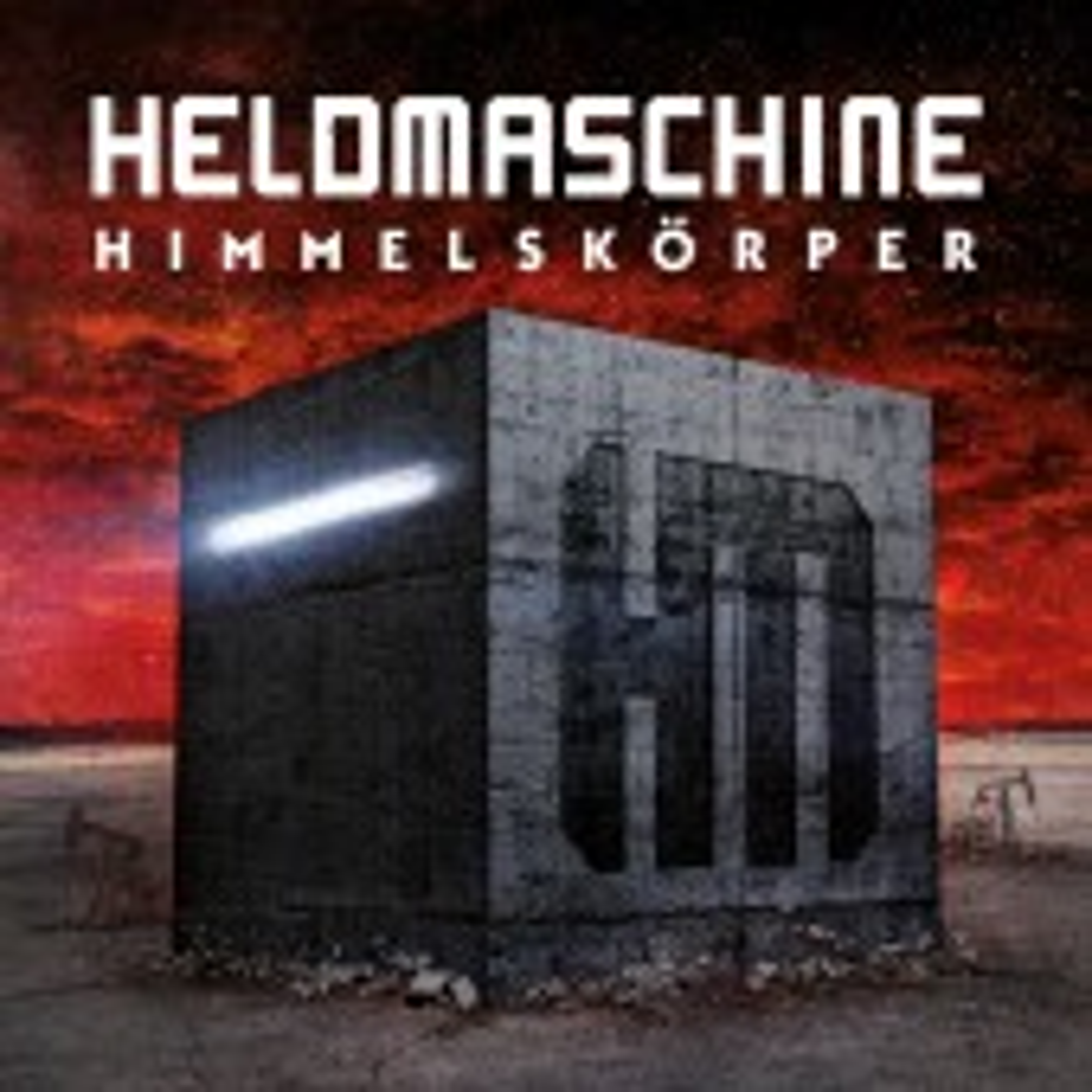 Heldmaschine - Himmelskörper - CD