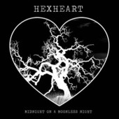 Hexheart - Midnight On A Moonless Night - CD