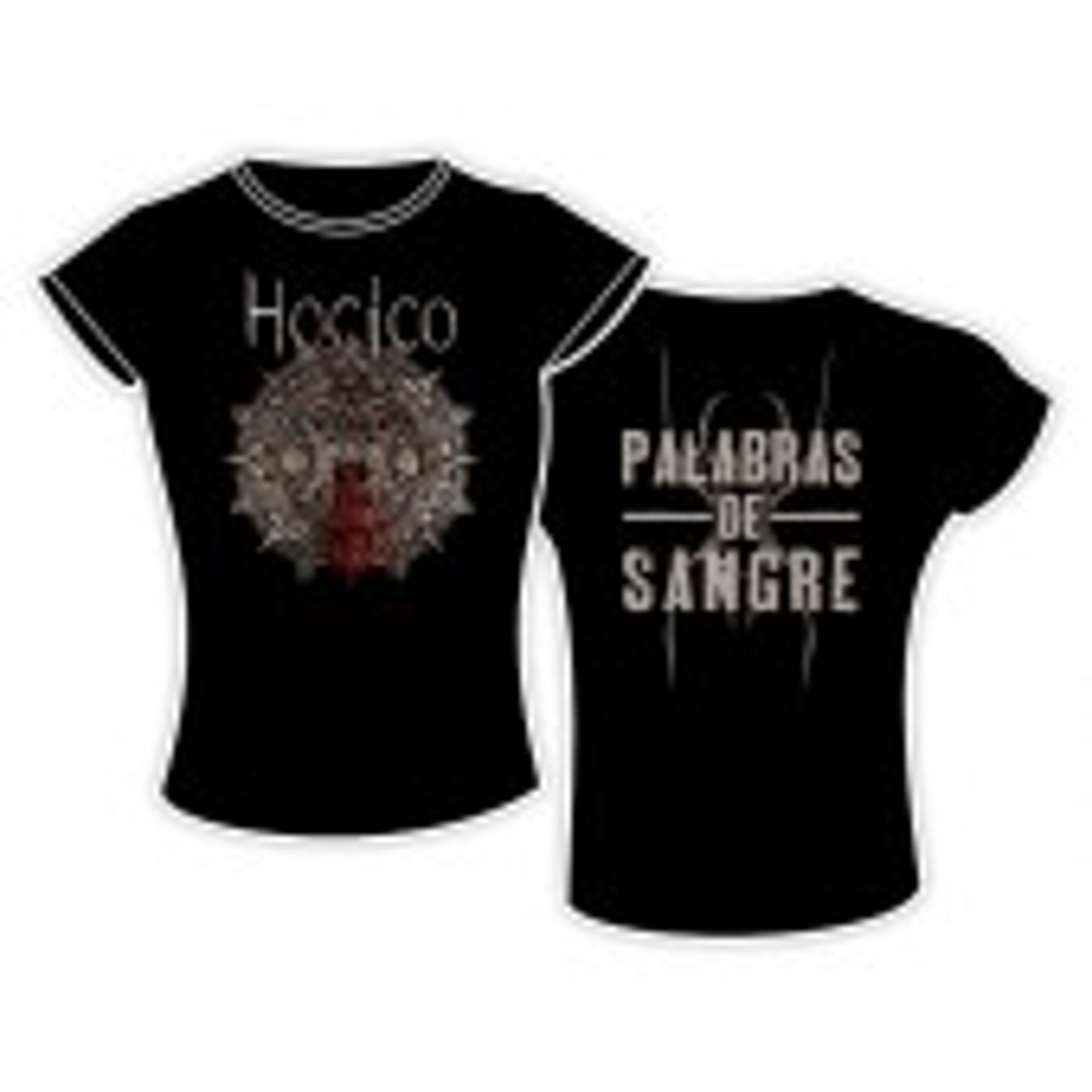 Hocico - Palabras De Sangre - Girlie