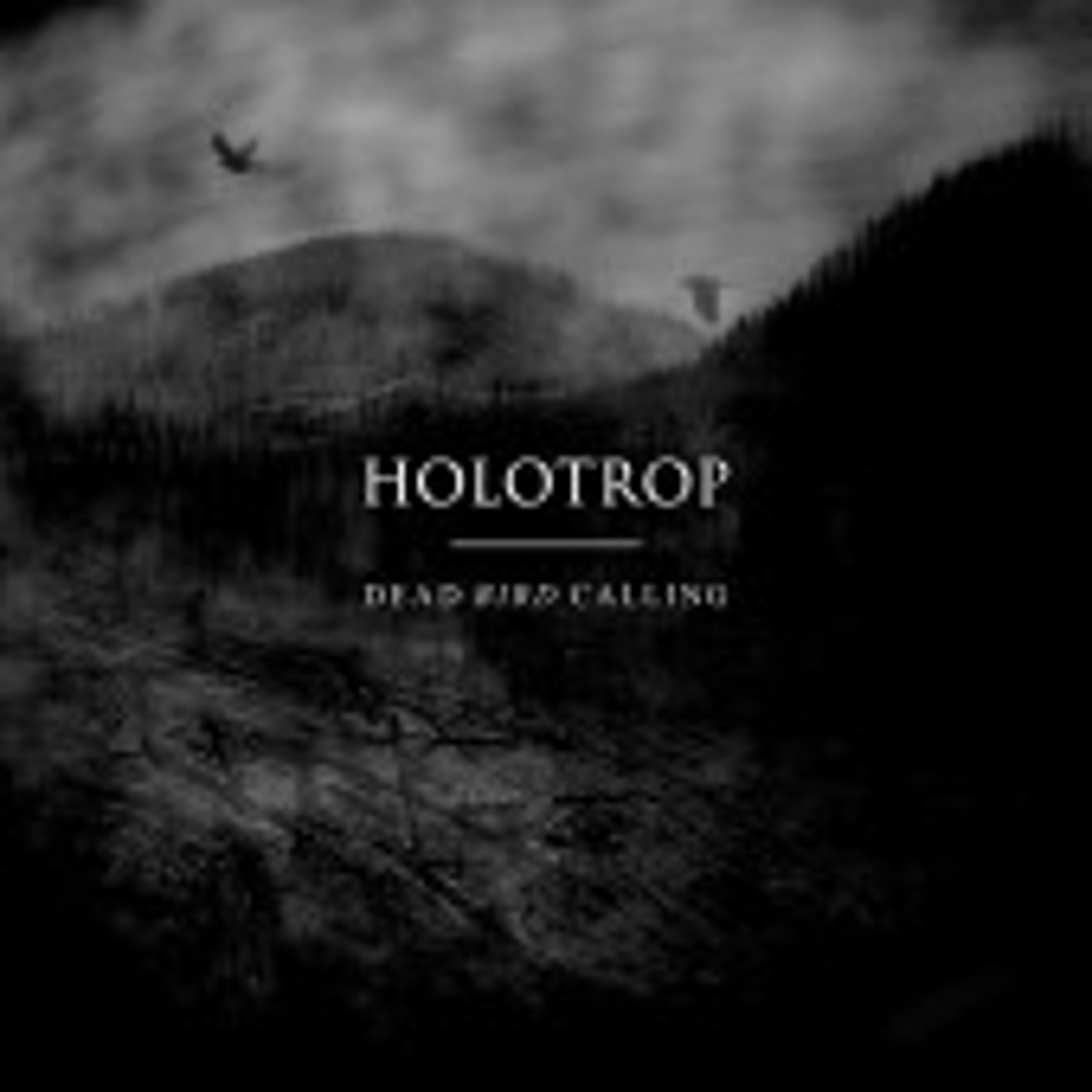 Holotrop - Dead Bird Calling - CD