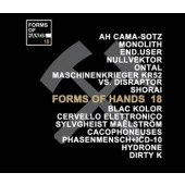 V.A. - Forms of Hands 18 - CD