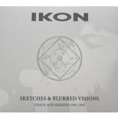 Ikon - Sketches & Blurred Visions - CD+DVD