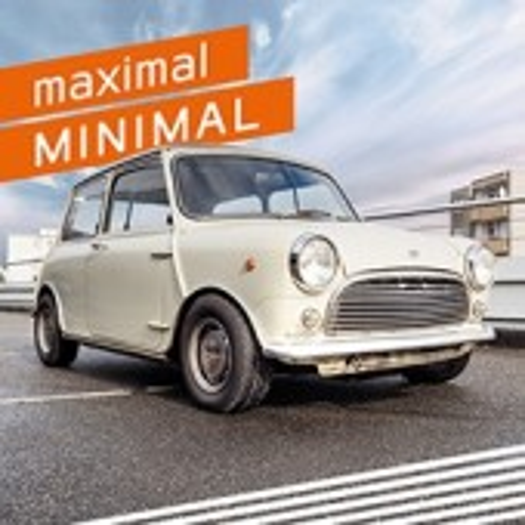Freunde Der Technik - maximal MINIMAL - CD