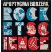 Apoptygma Berzerk - Rocket Science (Limited TURQUOISE Vinyl) - LP