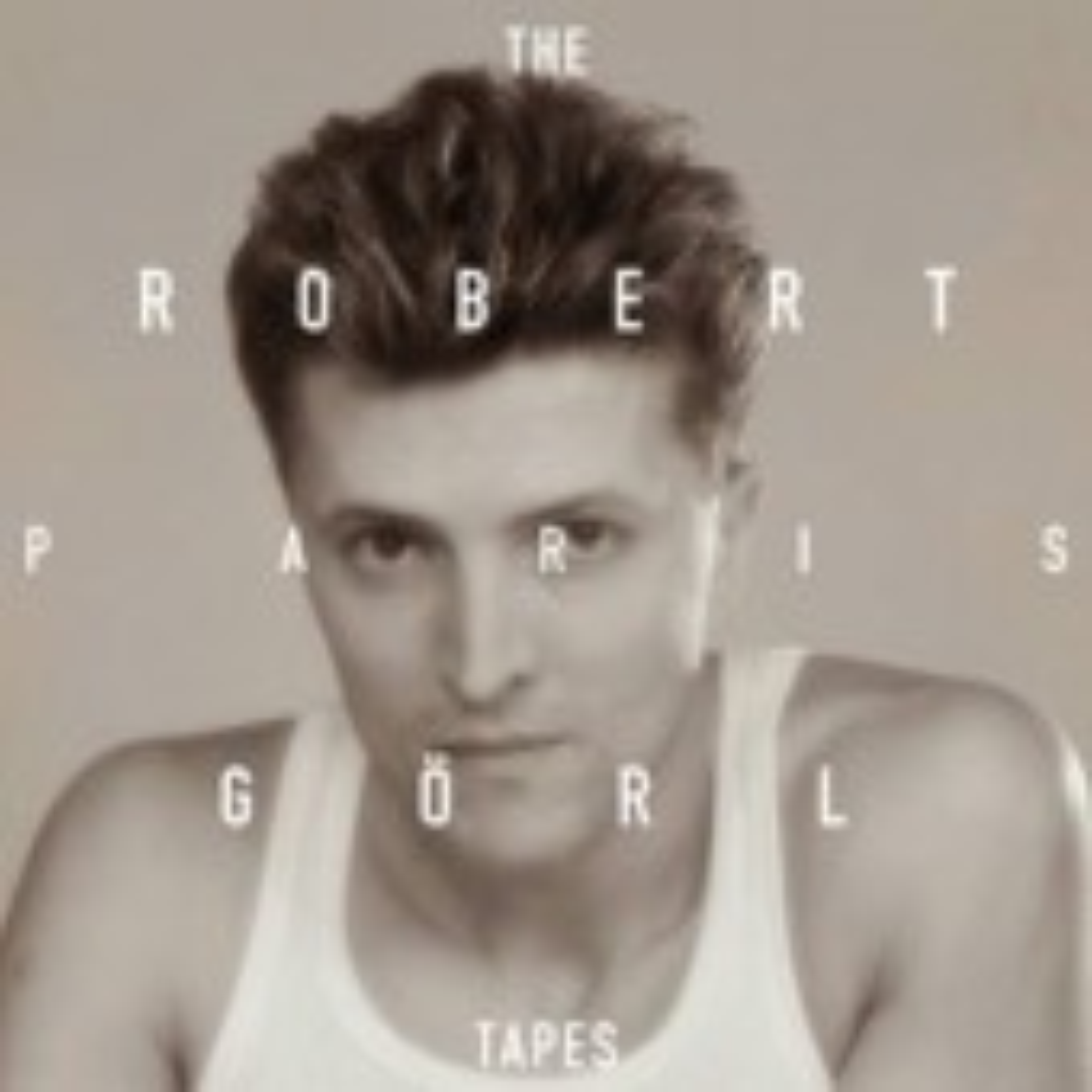 Robert Görl - The Paris Tapes (Limited Edition) - LP