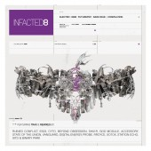 V.A. - Infacted Compilation Vol. 8 - CD