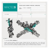 V.A. - Infacted Compilation Vol. 9  - CD