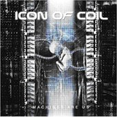 Icon Of Coil - Machines Are Us - CD