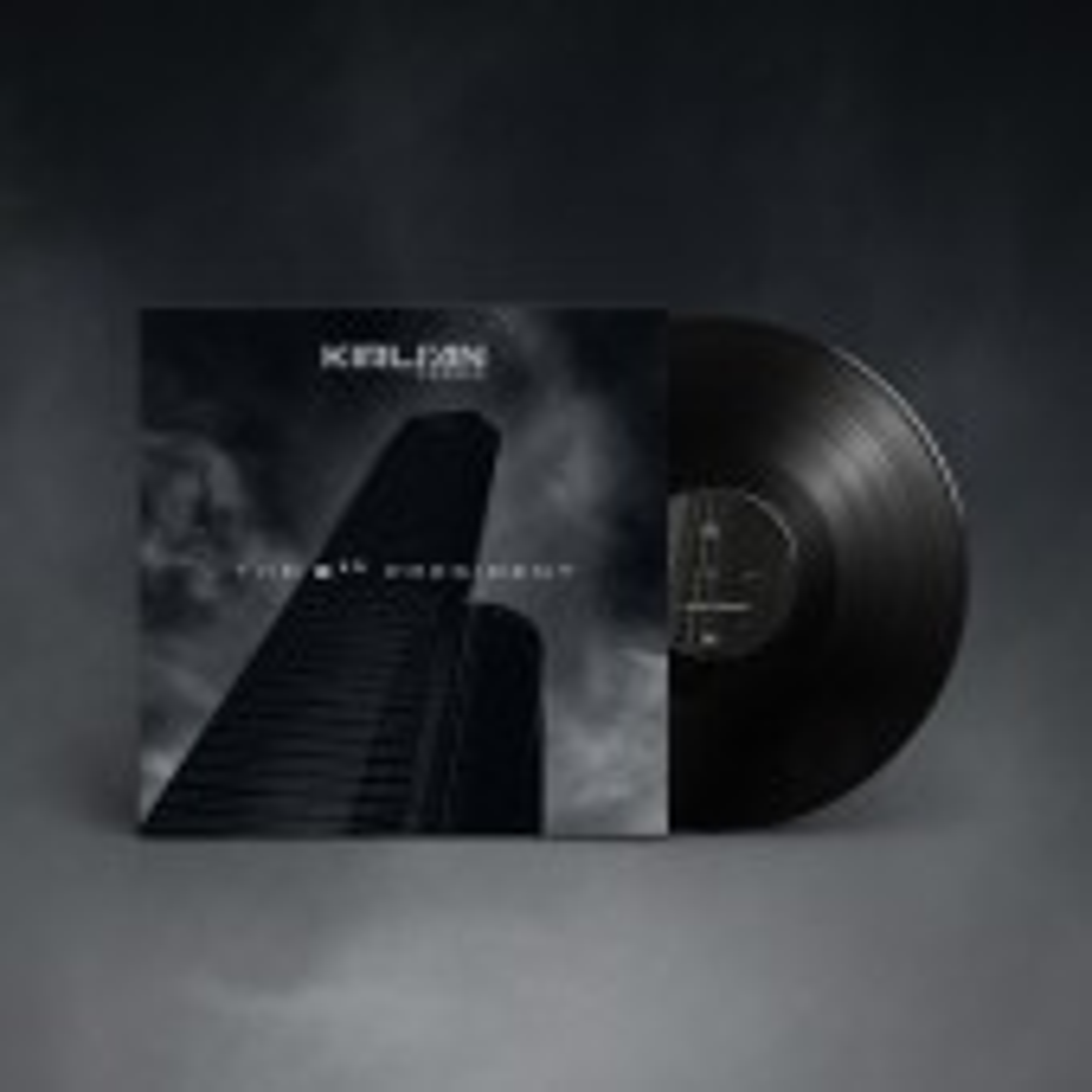 Kirlian Camera - The 8th President (Limited Black Vinyl) - LP EP