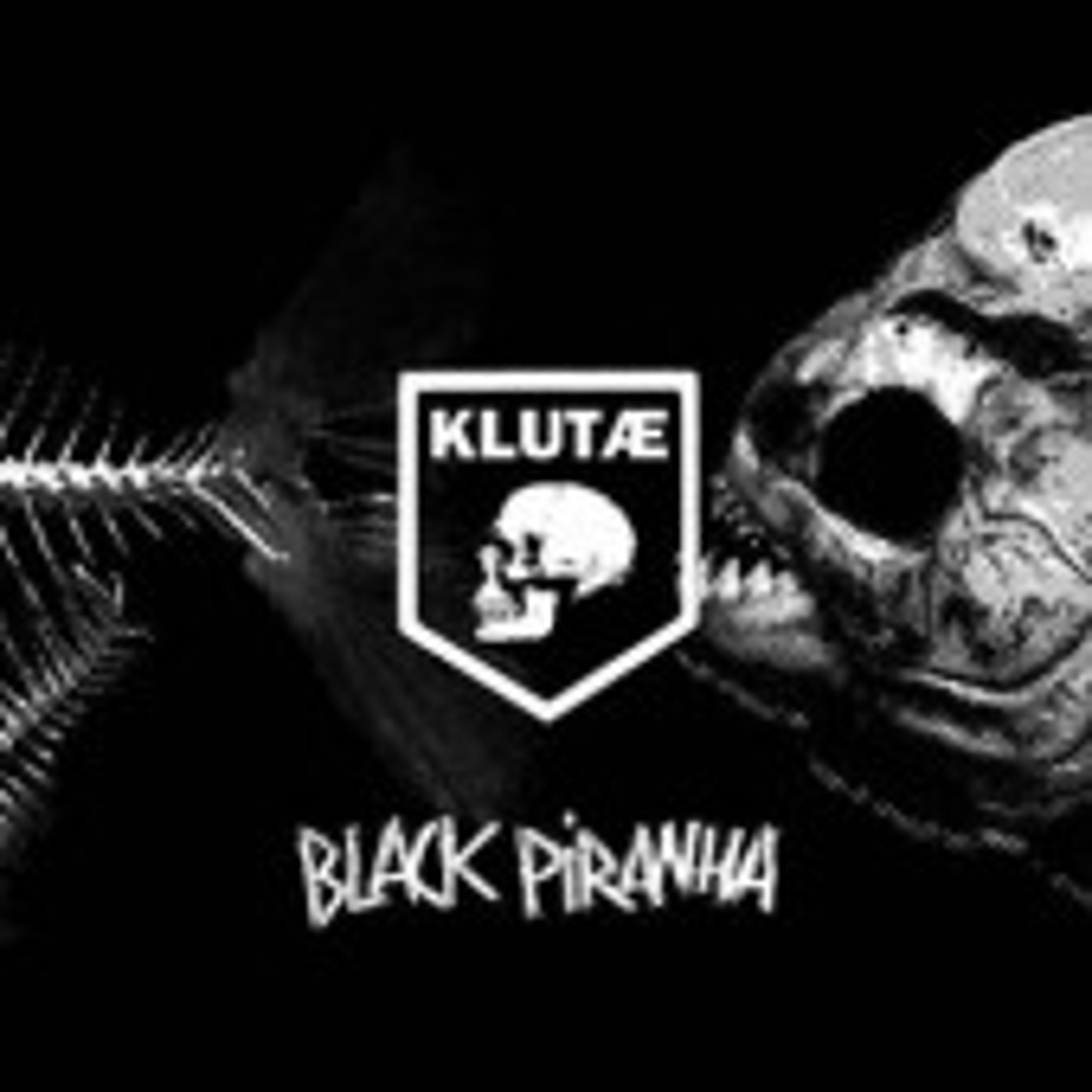 Klutae - Black Piranha - Ltd. CD - signed and hand-numbered