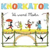 Knorkator - We Want Mohr - CD/DVD