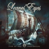 Leaves' Eyes - Sign Of The Dragonhead - CD