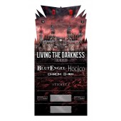 LIVING THE DARKNESS Tour - 16.04.2022 - Markthalle/Hamburg- Ticket