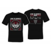 Living The Darkness Tour 2022 - T-Shirt