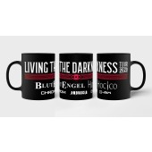 Living The Darkness - Tasse/Mug