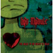 God Module - The Magic In My Heart Is Dead - CD - ltd. DigiCD