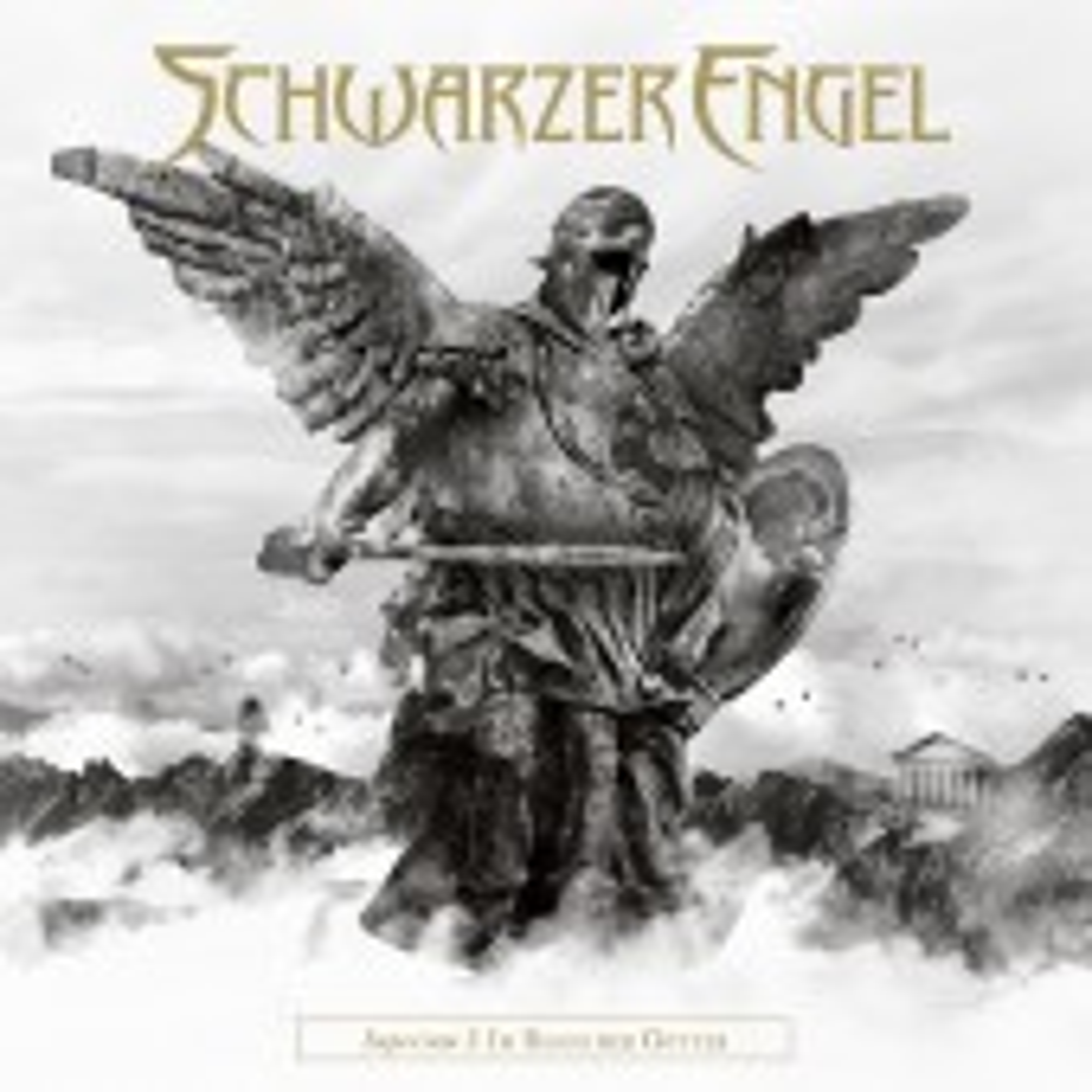Schwarzer Engel - Imperium I-Im Reich Der Götter - CD