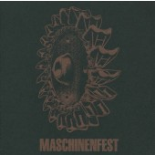 V.A. - Maschinenfest 2012 - 2CD - DigiPak 2CD