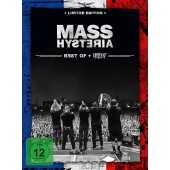 Mass Hysteria - Best Of / Live At Hellfest (Limited Edition) - 3CD+DVD Din A5 Pack